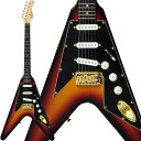Bacchus GLOBAL Series Limited Edition BFV-HYBRID (3Tone Sunburst/Rosewood) 【発売記念特別価格】