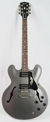 Gibson Memphis Government Series ES-335 (Gunmetal Grey)