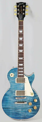 Gibson Les Paul Traditional 2015 Sprint Run (Ocean Blue) #150081352 【今当店なら付属のハードケースに加えギブソン純正ギグケースもプレゼント!】