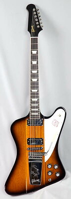 Gibson Firebird Lyre Tail Vibrola 2016 Limited (Vintage Sunburst) 【ギブソン・ロゴ入りiPhone6/6s用ケース・プレゼント】