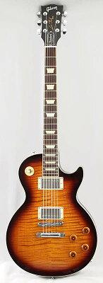 Gibson Les Paul Standard 2016 (Desert Burst) #160028585 【ギブソン・ロゴ入りピックケース・プレゼント】 【付属のハードケースに加え、ギブソン×イケベ・ダブルネーム・セミハードケース・プレゼント!】