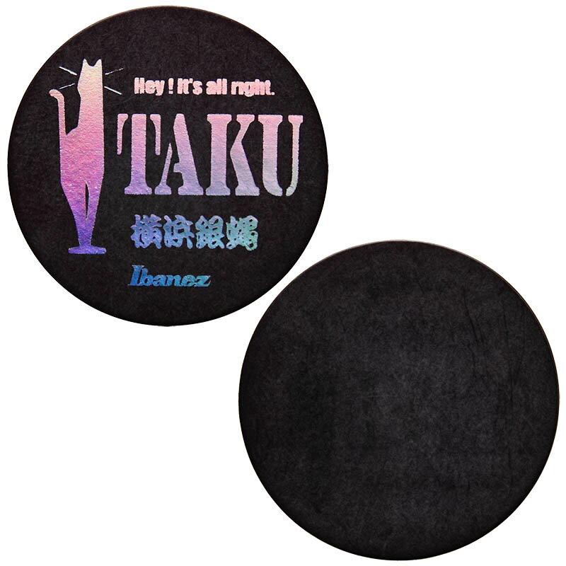 アクセサリー・パーツ, ピック Ibanez TAKUTCRRSR BASS 10 TAKU-BK