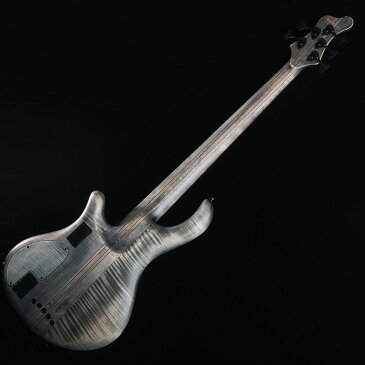 MAYONES PATRIOT MR FRETLESS (White Burst) 【Mayonesオーダーツアー現地選定品】