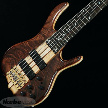 "Ken Smith BSR6TNE-CM ""5A Crotch Walnut"" Black Tiger Elite"