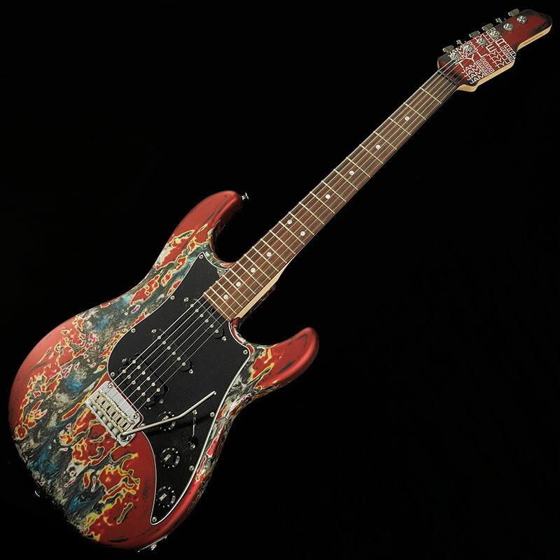 ギター, エレキギター James Tyler Japan Studio Elite HD-P Matching Head (Burning WaterRosewood) J8069