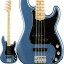 Fender American Performer Precision Bass (Satin Lake Placid Blue/Maple) [Made In USA] 【ikbp5】 【FENDER THE SPRING-SUMMER 2019 CAMPAIGN】