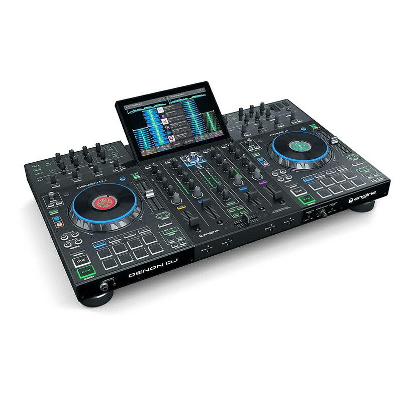 DJ機器, CDJプレイヤー DENON Prime 4