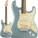 Fender American Elite Stratocaster (Satin Ice Blue Metallic/Ebony) [Made In USA] 【ikbp5】