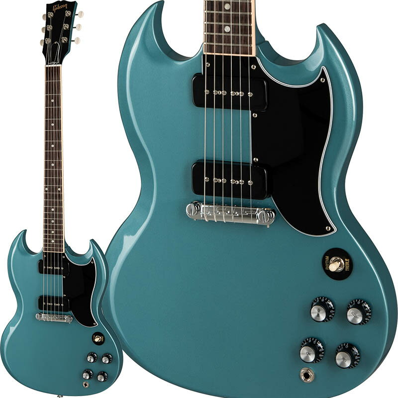 Gibson Limited Runs SG Special 2019 (Faded Pelham Blue
