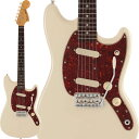 Fender CHAR MUSTANG (Olympic White/Rosewood) [Made in Japan] 【10月上旬入荷予定】 【ikbp5】