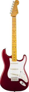 【エレキギター】Fender MEX '50s Stratocaster Lacquer (Candy Apple Red) 【6月上旬入荷予定】