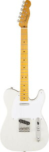 【エレキギター】Fender MEX '50s Telecaster Lacquer (White Blonde) 【6月上旬入荷予定】