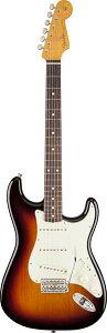 【エレキギター】Fender MEX '60s Stratocaster Lacquer (3-Color Sunburst) 【6月上旬入荷予定】
