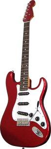 【エレキギター】Fender Japan ST62-22/MH (CAR) 【アーニーボール・ストラップ&ポリッシュ&ク...