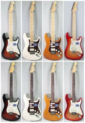 Fender USA American Deluxe Stratocaster N3 HSS 【大感謝祭】