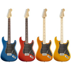 【エレキギター】Fender MEX Standard Stratocaster Satin 【11月中旬発売予定】