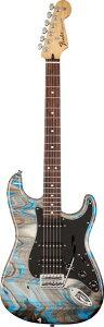 【エレキギター】Fender MEX Standard Stratocaster HSS Swirl 【11月15日発売予定】