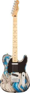【エレキギター】Fender MEX Standard Telecaster Swirl 【11月15日発売予定】