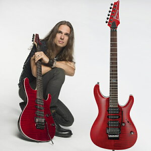 【エレキギター】Ibanez KIKO100-TRR [KIKO LOUREIRO signature model] 【12月上旬発売予定】 ...