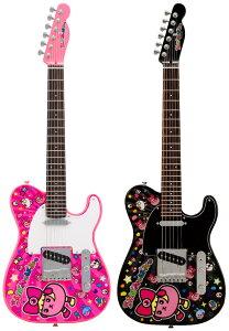【エレキギター】豆しぱみゅぱみゅ ミニギター w/ソフトケース [MPP-TL] 【11月中旬入荷予定】