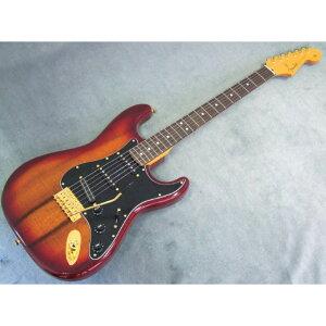 【エレキギター】Fender Japan ST62G/ASH KOA 【アーニーボール・ストラップ&ポリッシュ&クロ...