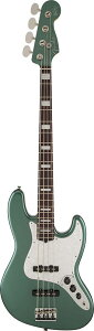 【エレキベース】Fender USA Adam Clayton Jazz Bass (Sherwood Green Metallic) 【1月29日入荷...