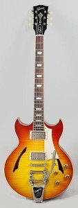 【エレキギター】Gibson CUSTOM SHOP Johnny A Standard w/Bigsby (Bourbon Burst) 【PGC-GIBSO...