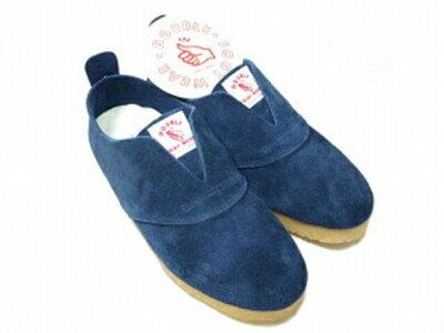 """国産レザースニーカー_Made in浅草_ダブルフットウェア""""ハンス""""DOUBLE-FOOT-WEAR-Hans(全4カラー)"""