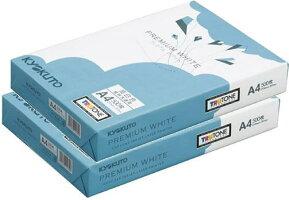 【キョクトウ】PPC用紙A4サイズ高白色タイプ1束(500枚)PPCKA4