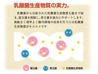 乳酸菌生産物質の実力