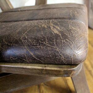 ダイニングチェア回転古仙|【代引不可】回転式肘付き肘付アンティークダイニングチェアーダイニング椅子イス木製天然木和風レトロヴィンテージ楽天通販送料無料おしゃれ激安