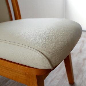 ダイニングチェア肘付きMoncurモンカー|ダイニングチェアー肘付回転回転式回転椅子ハイバック北欧ダイニング椅子イス木製レザーナチュラルブラウンおしゃれ送料無料