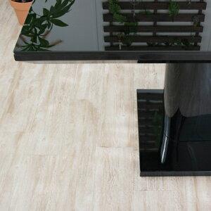 設置代無料ダイニングテーブル 150 ブラックテーブル 黒 チェスト