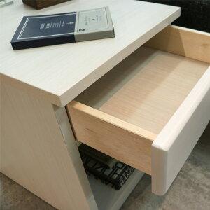 ナイトテーブル国産コンセント付き北欧引き出し日本製木製コンセント完成品ベッドサイドテーブルベッドサイドチェストナイトチェストナチュラルブラウンダークブラウンアイボリーおしゃれ送料無料