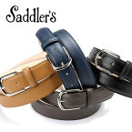 サドラーズ Saddler's/ スコッチグレインレザーベルト「EG03」(4 colors)ベルト レザー 革 イタリア製 ドレス ビジネス 【ラッピング対応】   メンズ レザーベルト 革ベルト 皮ベルト ビジネスベルト ブランド 男性 スーツ 紳士 ギフト