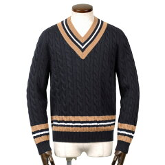 Bafy Wool Cricket Sweater 4290: Dark Navy