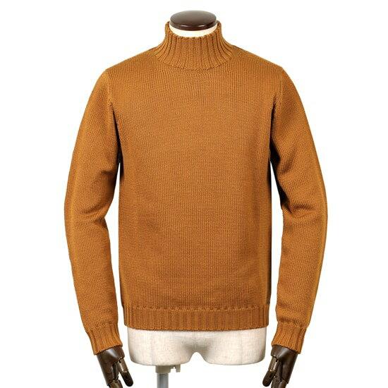 トップス, ニット・セーター SALE roberto collina RB02303ECOGNAC
