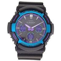 【CASIO】カシオG-SHOCKGライド電波ソーラー腕時計GAW-100BL-1A【並行輸入品】
