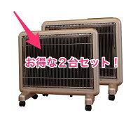 2台で3,000円お得!【サンルミエ800SD】×2台セット