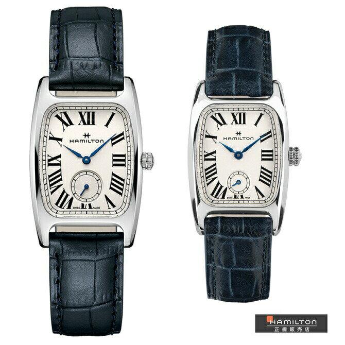 腕時計, ペアウォッチ 2000 HAMILTON Boulton Quartz Gent 5 2 H13421611H13321611