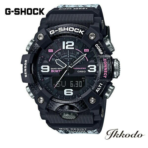 腕時計, メンズ腕時計 BURTONG-SHOCK G MUDMASTER 53.1mm 20 GG-B100BTN-1AJR GGB100BTN1AJR