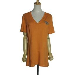【中古】ハーレーダビッドソン レディース Tシャツ XLサイズ 古着 トップス ティーシャツ 半袖 tシャツ 【異国屋】