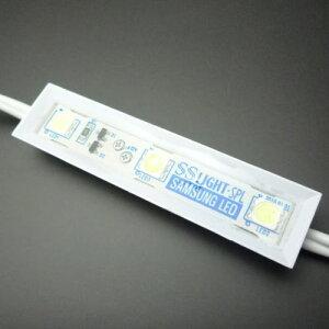 キャンピングカー、看板照明等にDC12VLED 防水白色タイプ【keyword0323_dynamo】