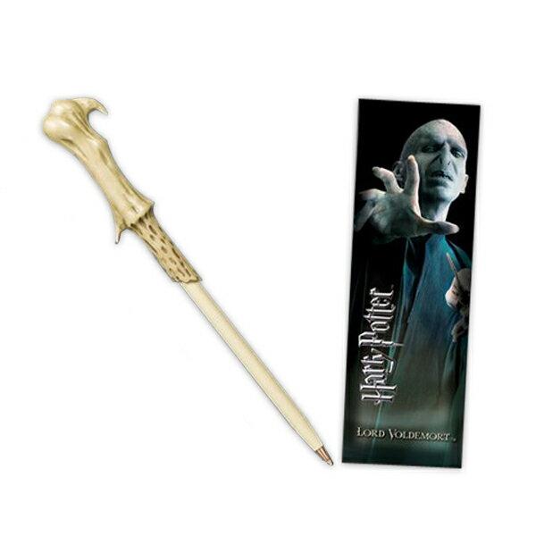 文房具・事務用品, その他  Harry Potter Voldemort Wand Pen and Bookmark