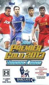 ☆サッカー☆TOPPS PREMIER GOLD 2013トップス プレミアゴールドパック単位