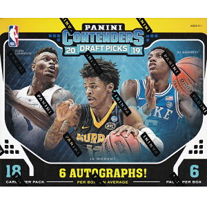 NBA 2019 PANINI CONTENDERS DRAFT PICKS BASKETBALL HOBBY[ボックス]NBA 2019 パニーニ コンテンダース ドラフトピックス バスケットボール ホビー