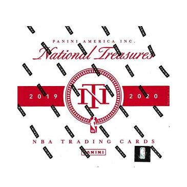 NBA 2019-20 PANINI NATIONAL TREASURES BASKETBALL[ボックス]NBA 2019-20 パニーニ ナショナルトレジャー バスケットボール
