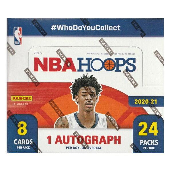 トレーディングカード・テレカ, トレーディングカード NBA 2020-21 PANINI HOOPS BASKETBALL RETAILNBA 2020-21