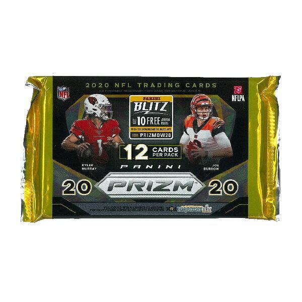 トレーディングカード・テレカ, トレーディングカード NFL 2020 PANINI PRIZM FOOTBALL HOBBYNFL 2020-21