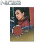 NCIS ネイビー犯罪捜査班 コート・デ・パブロ ジヴァ・ダヴィード役コスチュームカードRITTENHOUSE NCIS 2012 Premium Pack Trading CardsCC20 Cote de Pablo AS Ziva David Relic Cards